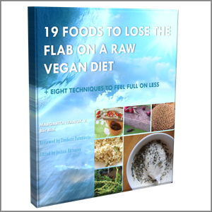 19 Foods to Lose the Flab on a Raw Vegan Diet