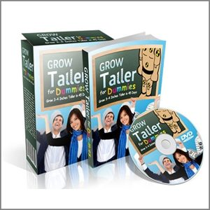 Grow Taller For Dummies Package
