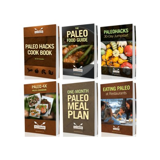 Paleohacks Cookbooks Primal Sleep, 4 Products
