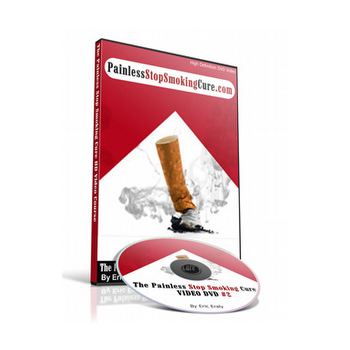 Painless stop smoking cure