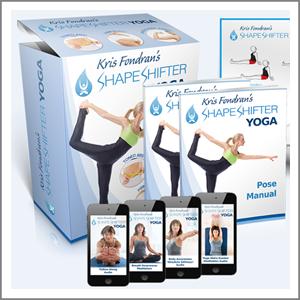 Kris Fondran ShapeShifter Yoga